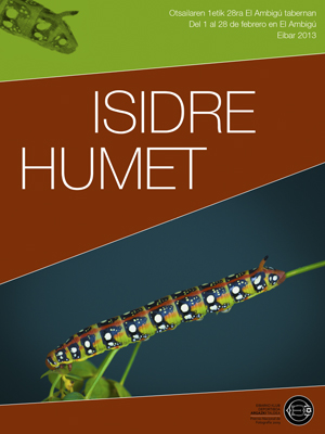 cartel Isidre Humewt