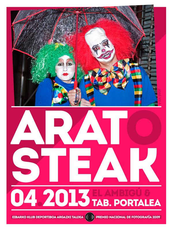 cartel-Aratosteak-2013