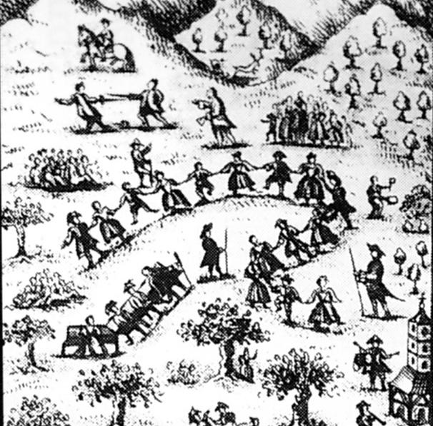 Arrate-XVIII-mendeko-grabatua-rek-lekaio-dantzarako