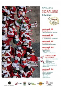 48. Euskal Jaia Eibarren