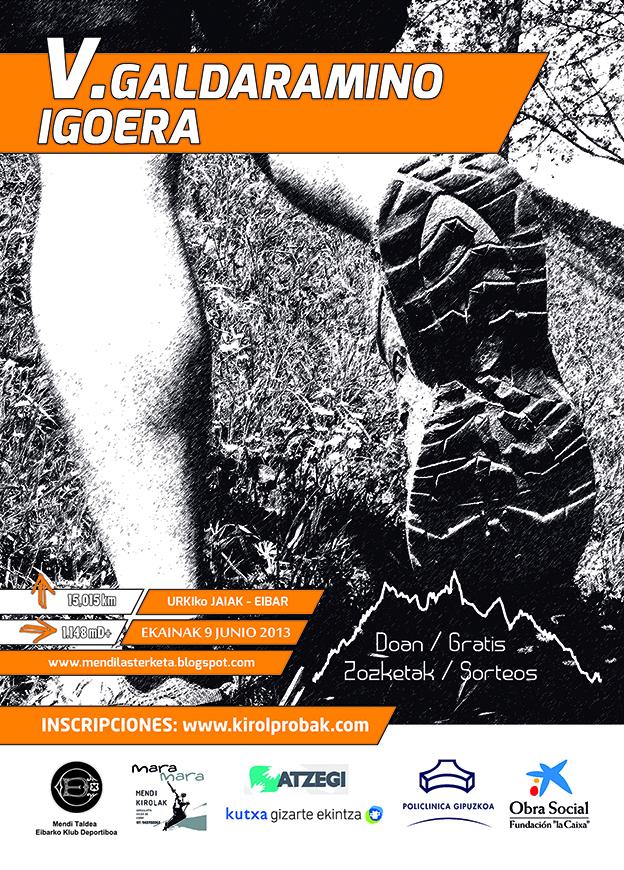 Galdaramino igoera 2013-VERSION E