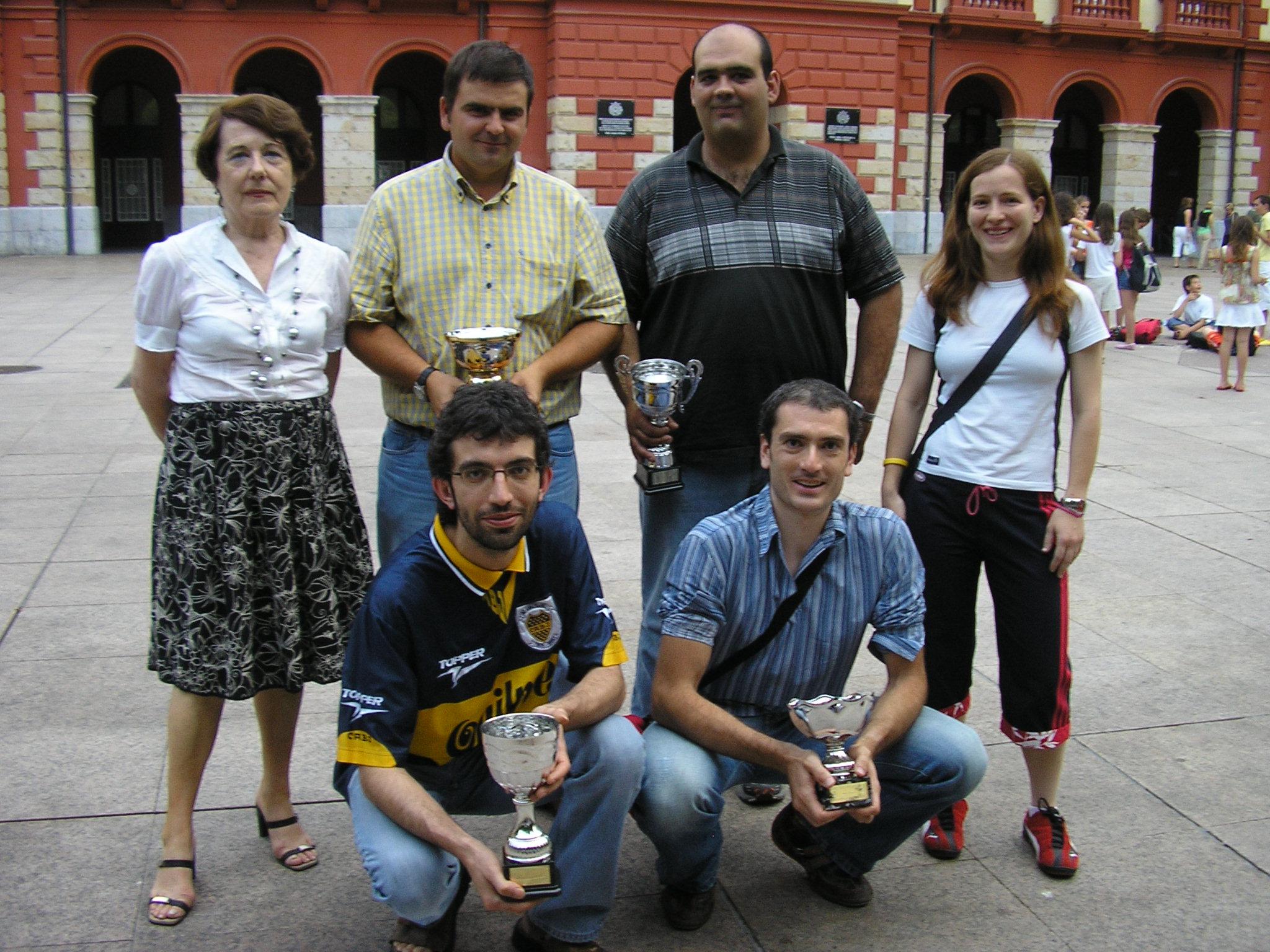 Fomento Beraun de Errentería se alzó con la XXII Edición en 2006
