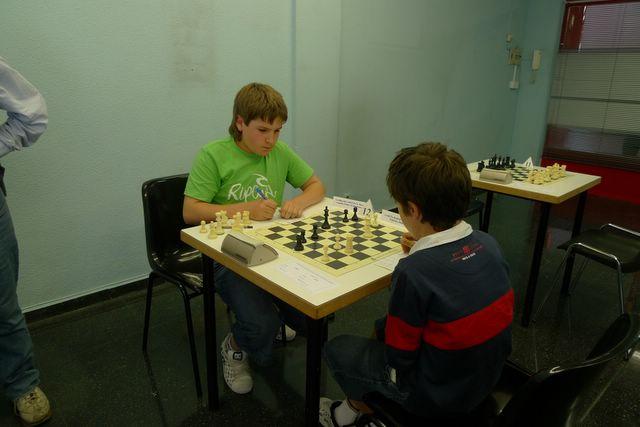 Iker jugando una partida