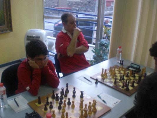 Sergio Trigo y Carlos Nava