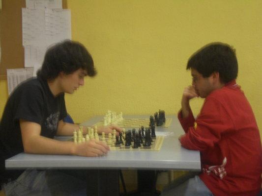 Diego Olmo vs. Sergio Trigo