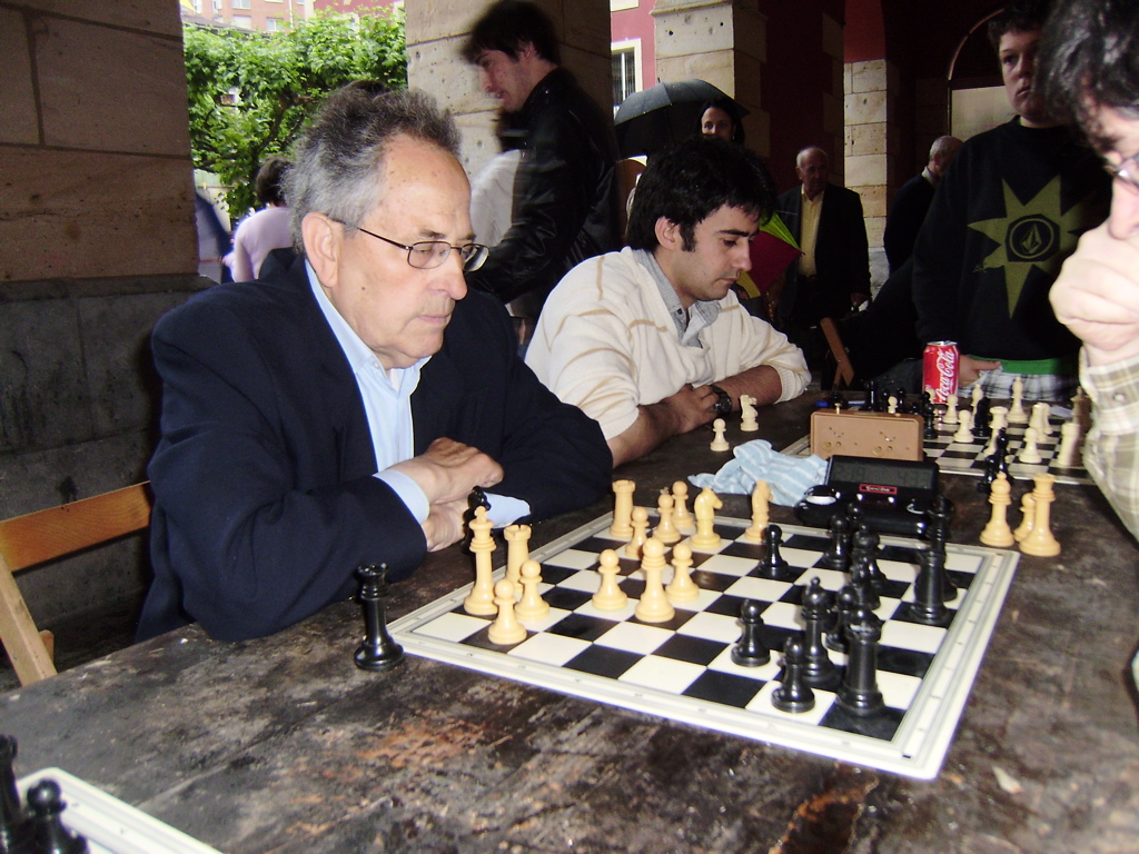Manuel López y Emilio José Freire