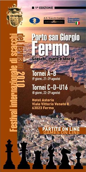 Cartel del I Festival del Fermano