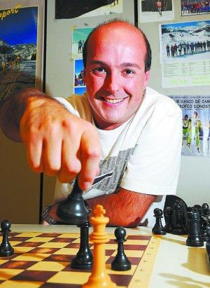 Mikel Larreategi (foto Félix Morquecho)