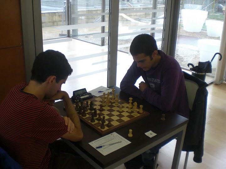 Haritz Garro vs. Aritz Zabala (foto de Alex Rodriguez)