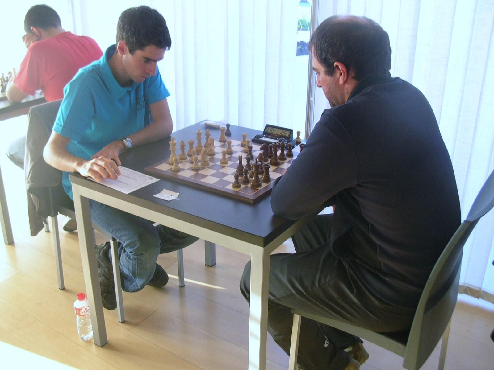 Haritz Garro vs. Cristobal Limeres (foto Jon Fernández Bonet)