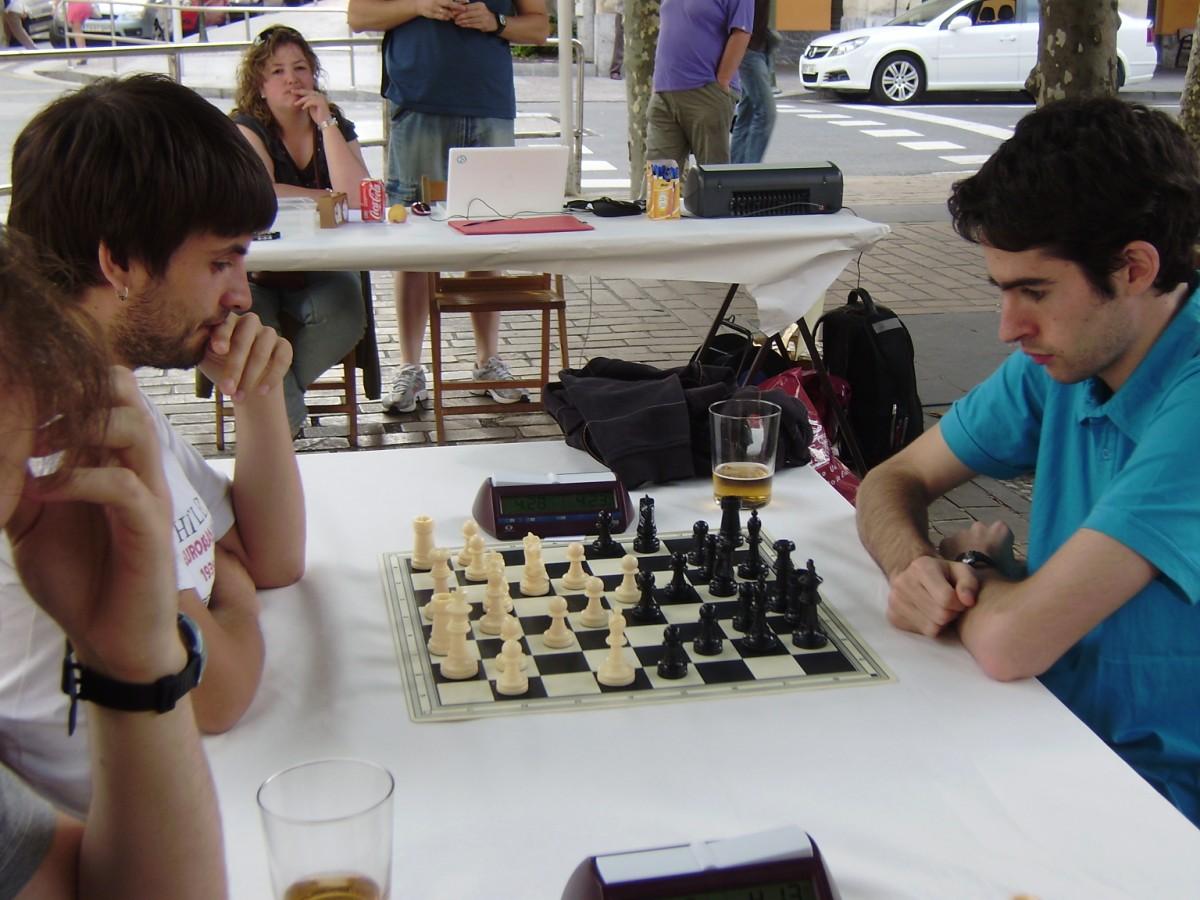 Ieray Galtzagorri (Abadiño) vs. Haritz Garro (C.D.Eibar)