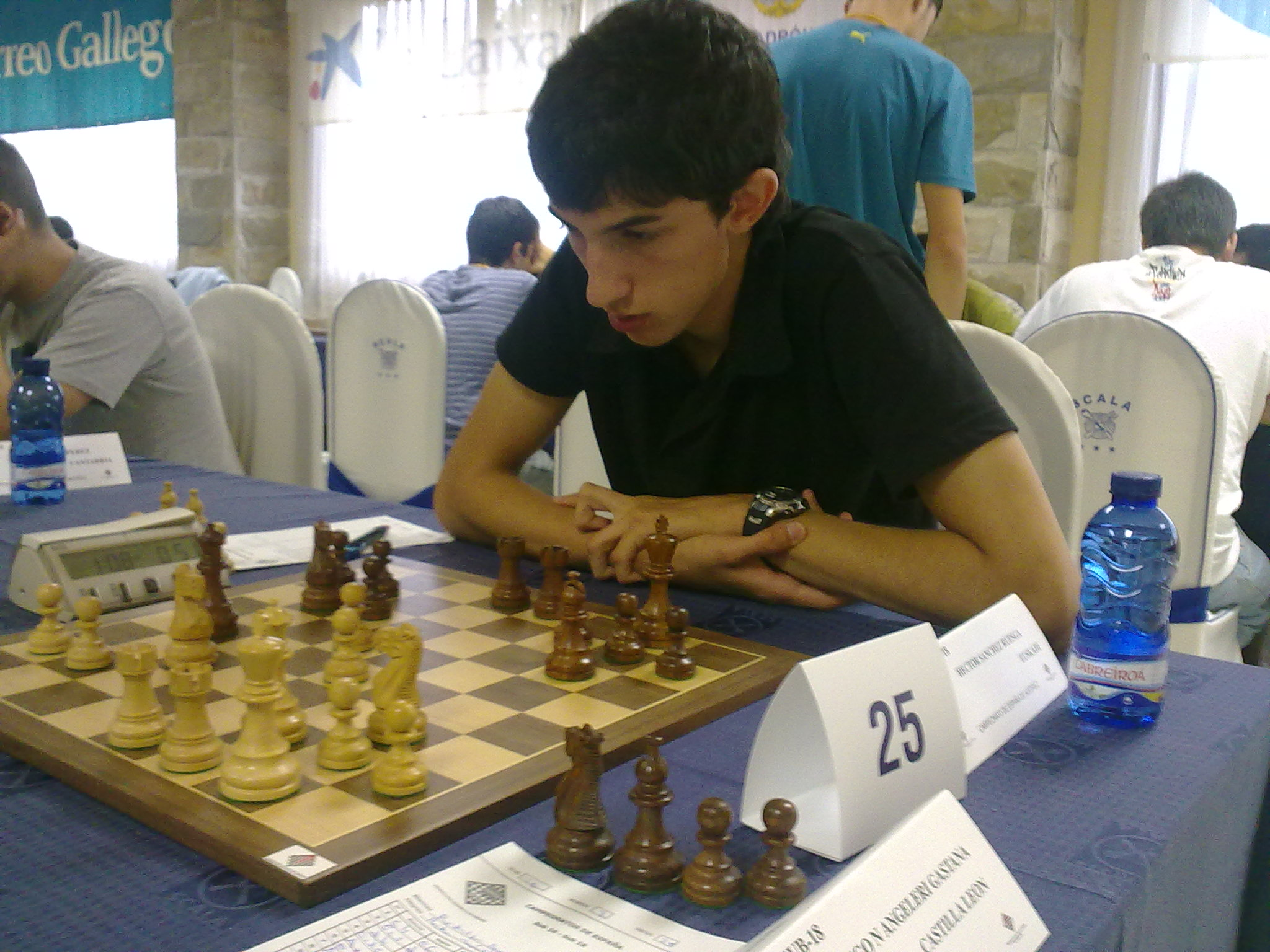 Hector Sanchez (foto Vicent Gomez)
