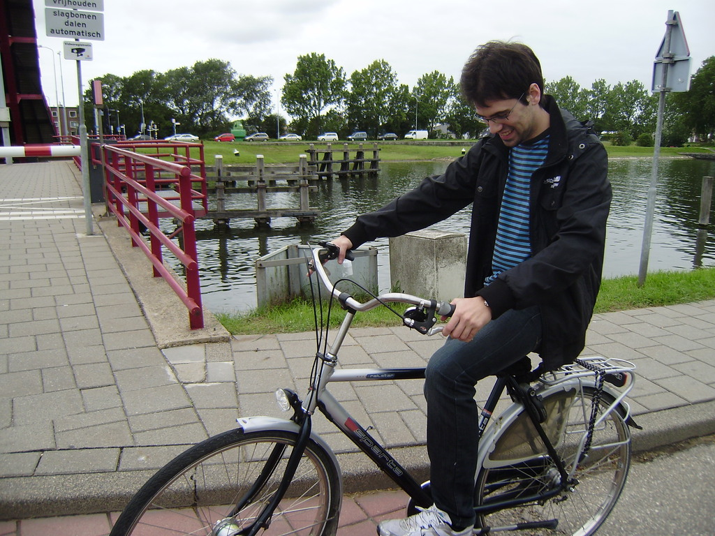 Etxagibel en bicicleta