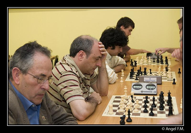 Manolo, JR, Emilio y Diego