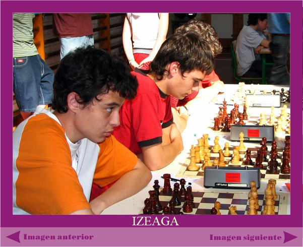 Equipo cadete: Erik Juez (Zarautz) y Diego Olmo (Eibar