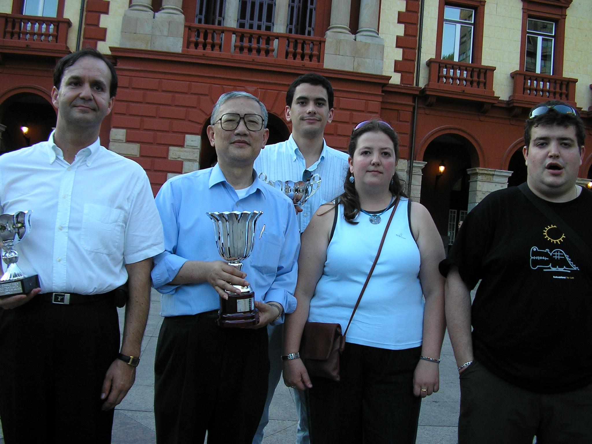 Gros Xake Taldea - Campeones año 2005