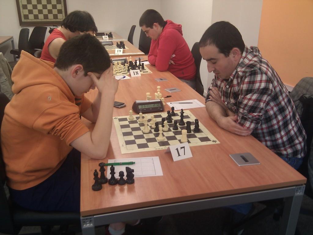 Ramon Elduayen vs. Jon Arana