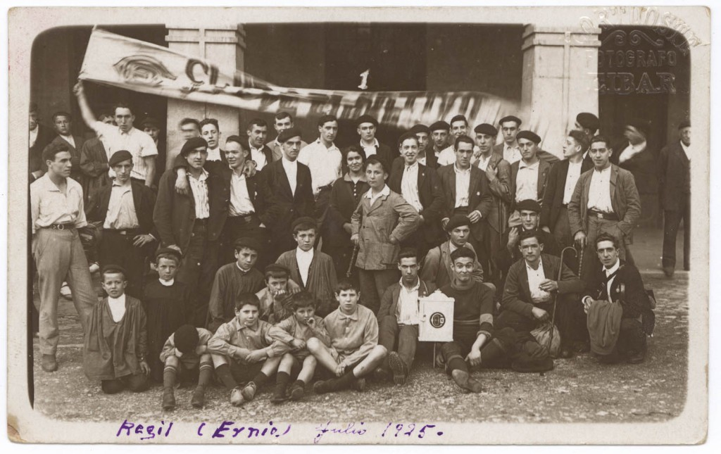 Argazkia: Roman Ortuoste / Eibarko Klub Deportiboko Artxiboa
