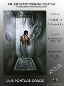 Luis Pontijasen Tailerra Eibarren / Taller de Luis Pontijas Eibar