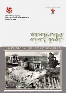 Argazki erakusketa / Exposición fotográfica en, Montcada i Resach
