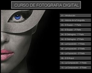 Curso de fotografía digital online por Juan Antonio Palacios