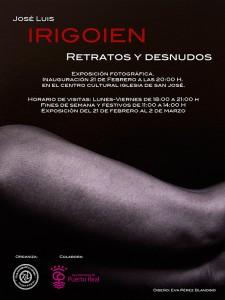 Argazki erakusketa Puerto Realen. Exposición fotográfica en Puerto Real.