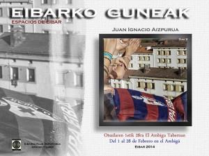 Argazki erakusketa Eibarren. Exposición fotográfica en Eibar