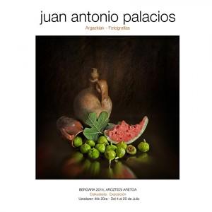 Juan Antonio Palaciosen argazki erakusketa Bergaran