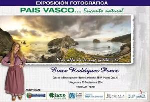 Euskadi visto desde Perú. Euskal Herria Perutik ikusia.