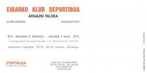 Argazki erakusketa takdeka Eibarren / Exposición colectiva en Eibar