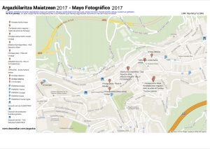Argazki Rally – Rally fotográfico. Argazkilaritza Maiatzean 2017.