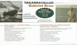 Taller de Gabriel Brau