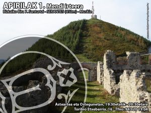Bizkaiko Bira 7. Santurtzi – SERANTES (452m) – Muskiz
