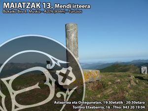 Bizkaiko Bira 8. Muskiz – ALEN (804m) – Turtzios