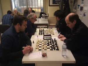 Mikel Barkero vs. Josean Garrido y Jose Manuel Garcia vs. Emilio José Freire