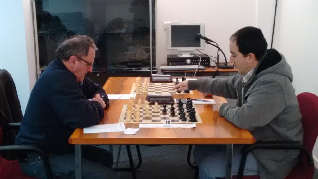 Cayetano Otaegi vs. Jon Arana