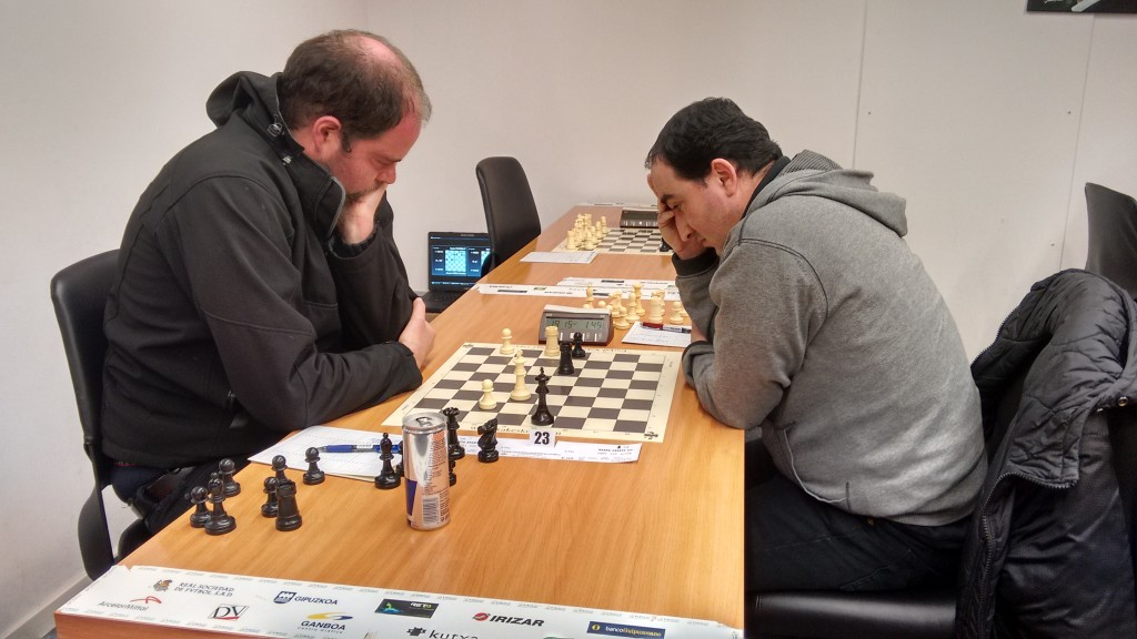Alain Prieto vs. Jon Arana