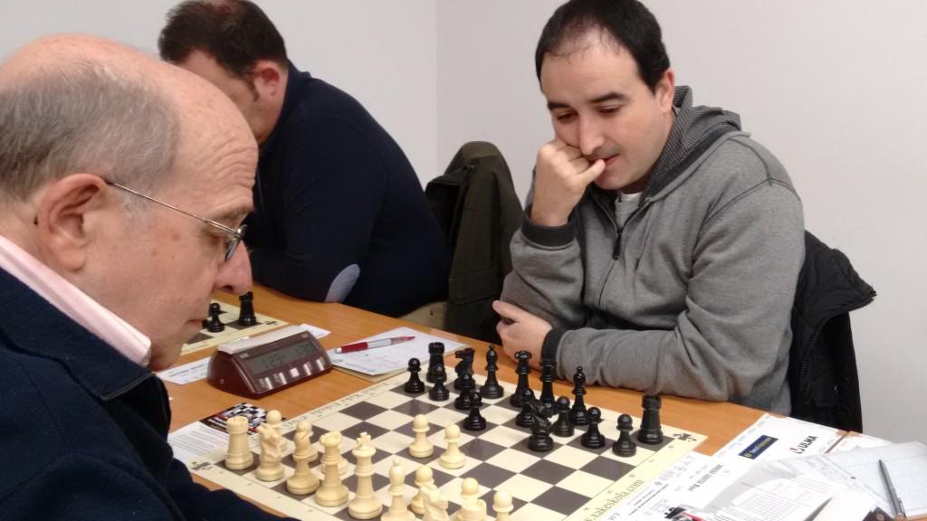 Miguel Donazar vs. Jon Arana