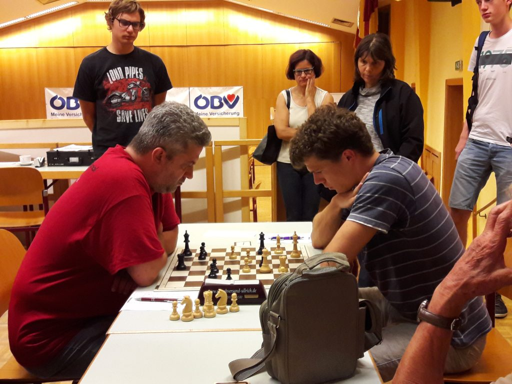 Andrei Istratescu vs. Emanuel Frank