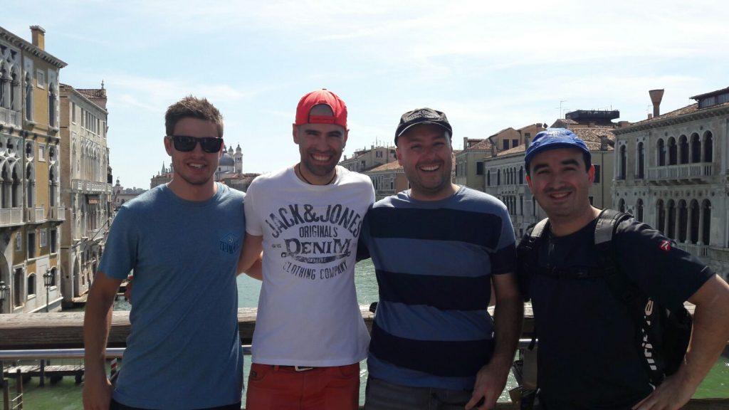 Bidaiko laukotea Venezian